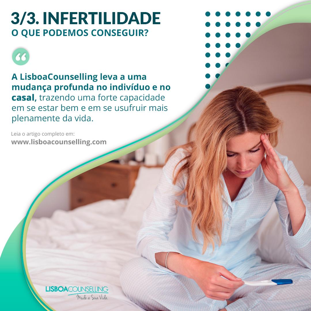 3/3. Infertilidade – O Que Podemos Conseguir?